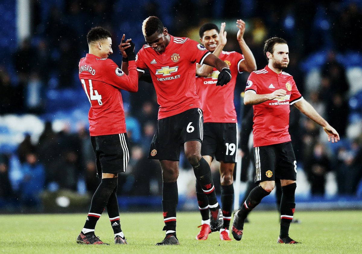 Lukaku dropped: 4-4-1-1 expected United line up for Everton