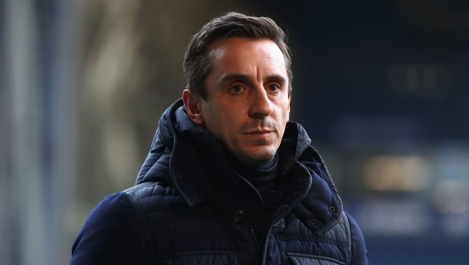 'It's really poor from him' – Neville singles out United star over Brighton loss