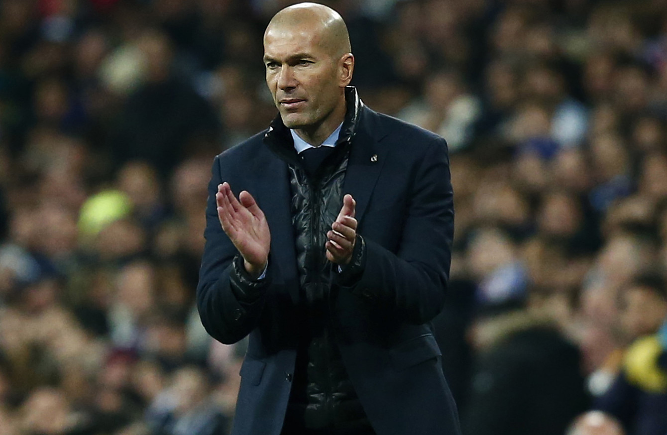 Update on Zidane's United appointment report as club steps in with truth