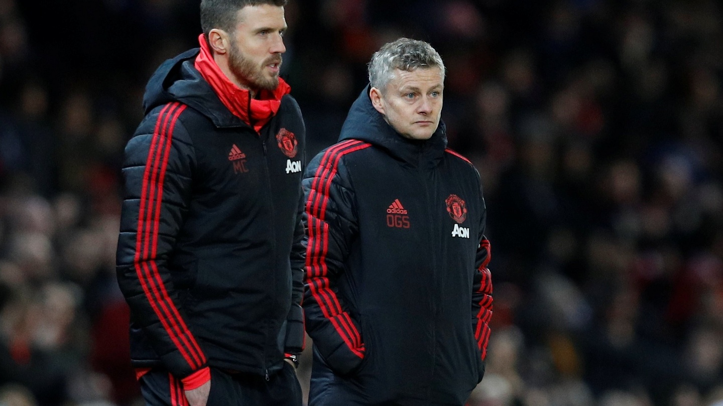 Solskjaer speaks on player recruitment after win over Manchester City