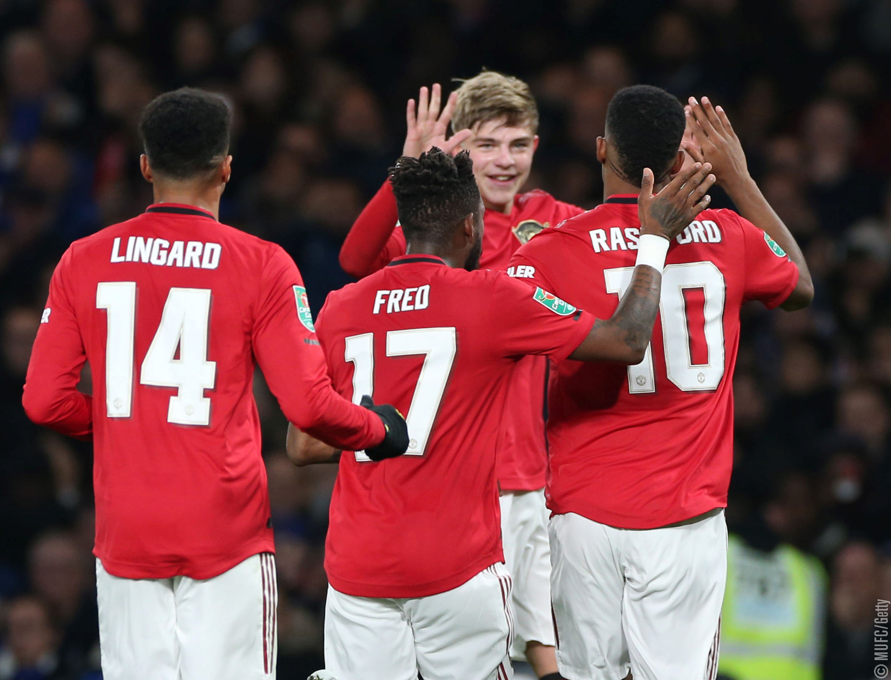 Lingard starts with James on the right: United 4-2-1-3 predicted team for Watford trip